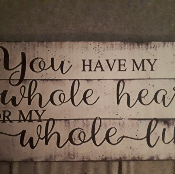 Wooden Plaque, Custom Made - Nw/ot